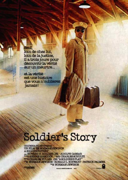 A soldier s story affiche 12260