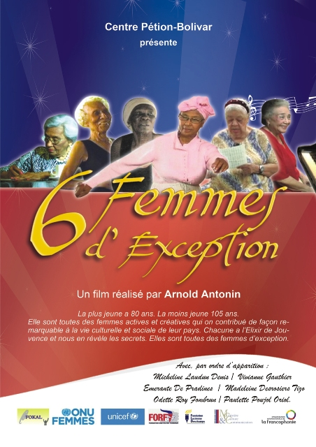 Six femmes dexception Poster web