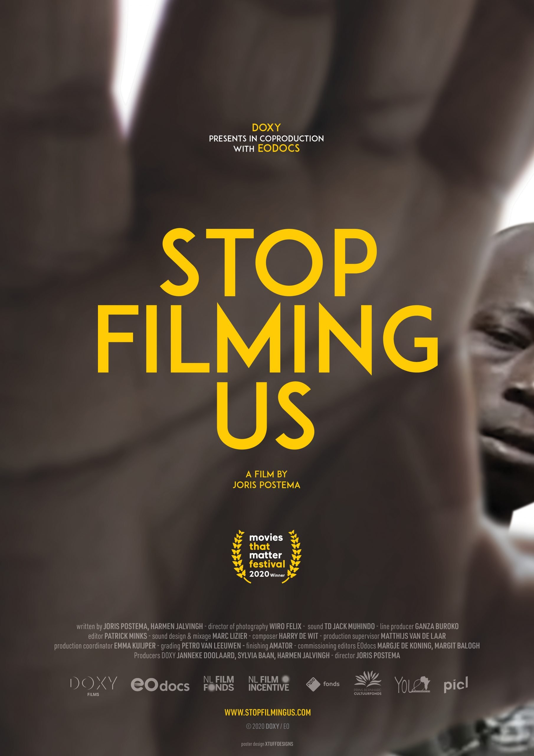 StopFilmingUs A2 poster final scaled 1